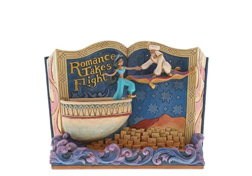 Disney Traditions Romance Takes Flight (Storybook Aladdin) - Disney Traditions