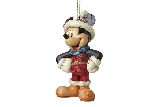 Disney Traditions Sugar Coated Mickey Mouse Hanging Ornament - Disney Traditions