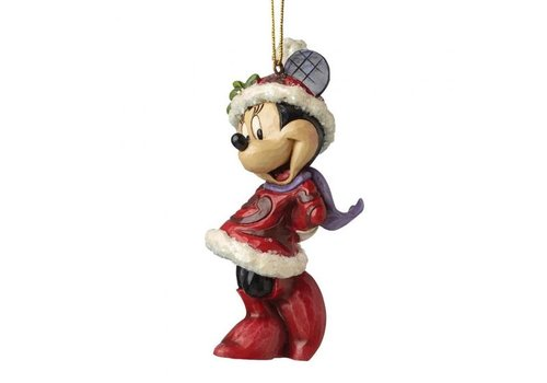 Disney Traditions Sugar Coated Minnie Mouse Hanging Ornament - Disney Traditions