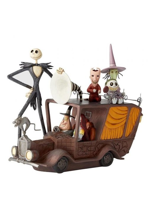 Disney Traditions Terror Triumphant (Nightmare Mayors Car) - Disney Traditions