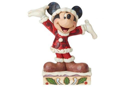 Disney Traditions Tis a Splendid Season (Mickey Mouse)