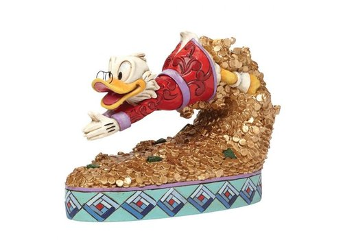 Disney Traditions Treasure Dive (Scrooge McDuck) - Disney Traditions