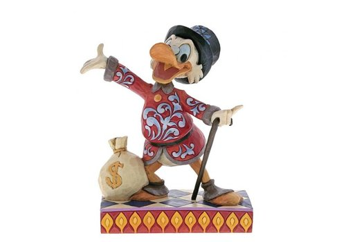 Disney Traditions Treasure Seeking Tycoon (Scrooge McDuck) - Disney Traditions