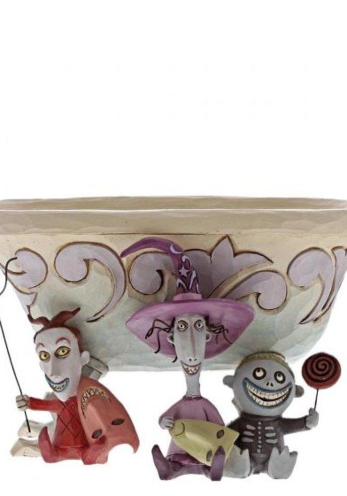 Disney Traditions - Tricksters and Treats (Lock, Shock & Barrel)