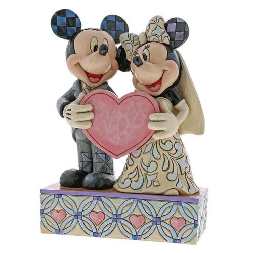 Two Souls, One Heart (Mickey Mouse & Minnie Mouse)