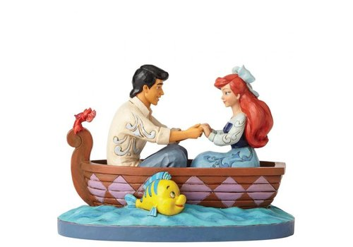 Disney Traditions Waiting For A Kiss (Ariel & Prince Eric) - Disney Traditions