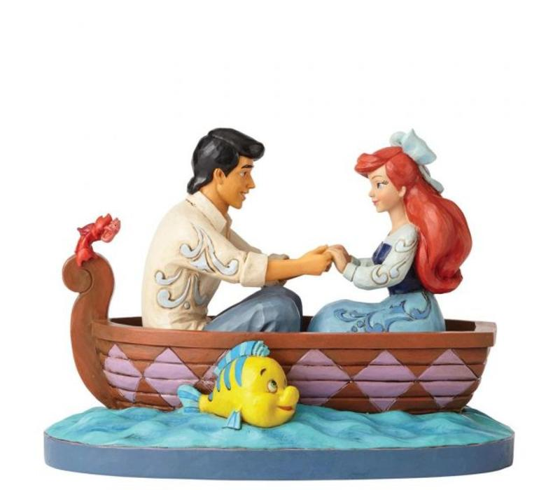 Disney Traditions - Waiting For A Kiss (Ariel & Prince Eric)