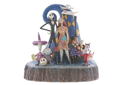 Disney Traditions What a Wonderful Nightmare (Nightmare Before Christmas) - Disney Traditions