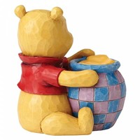 Disney Traditions - Winnie the Pooh with Honey Pot Mini