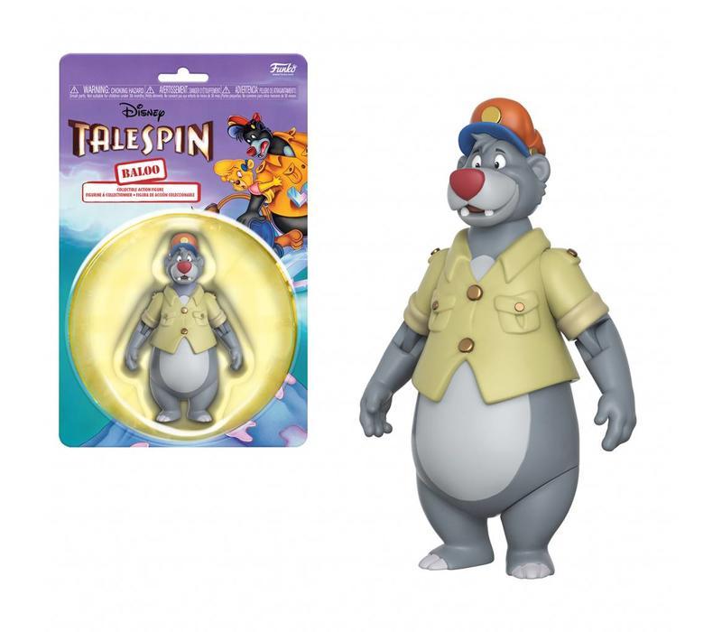Funko Action Figures - Baloo (Disney Afternoon)