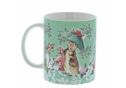 Beatrix Potter Benjamin Bunny Mug - Beatrix Potter