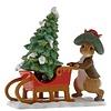 Beatrix Potter Beatrix Potter - Benjamin Bunny Preparing for Christmas