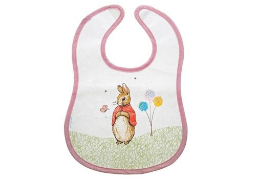 Beatrix Potter Flopsy Childrens Bib