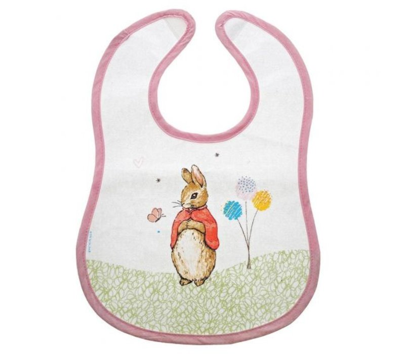 Beatrix Potter - Flopsy Childrens Bib
