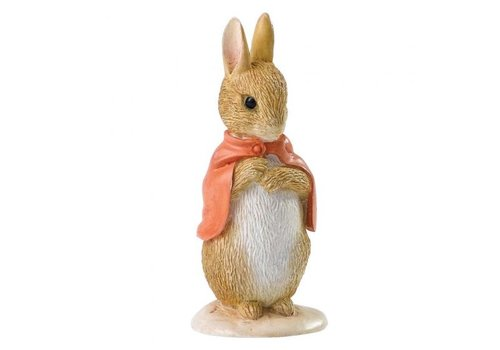 Beatrix Potter Flopsy Mini Figurine