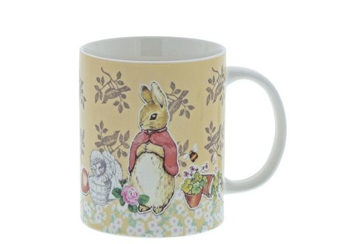 Beatrix Potter Flopsy Mug