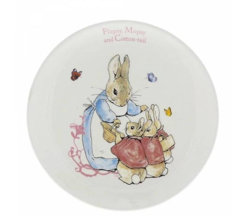 Beatrix Potter - Flopsy, Mopsy & Cotton-tail Three-Piece Nursery Set