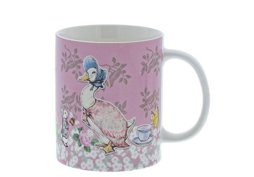 Beatrix Potter Jemima Puddle-Duck Mug - Beatrix Potter