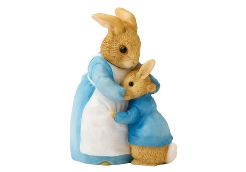 Beatrix Potter Mrs Rabbit & Peter - Beatrix Potter