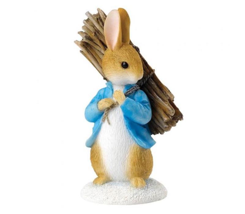 Beatrix Potter - Peter Carrying Sticks