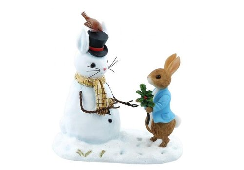 Beatrix Potter Peter Rabbit and Snow Rabbit - Beatrix Potter
