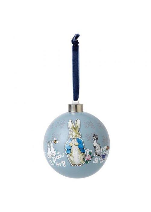 Beatrix Potter Peter Rabbit Decorative Bauble