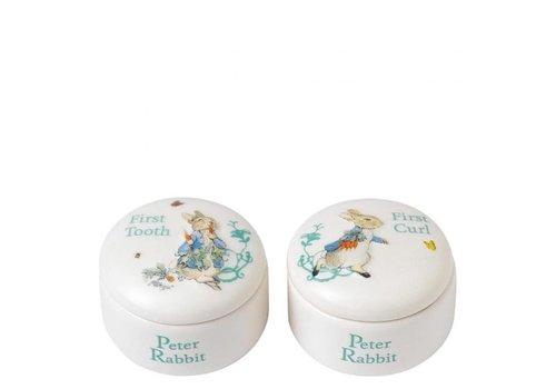 Beatrix Potter Peter Rabbit First Tooth & Curl Box - Beatrix Potter