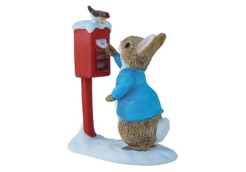 Beatrix Potter Peter Rabbit Posting a Letter - Beatrix Potter