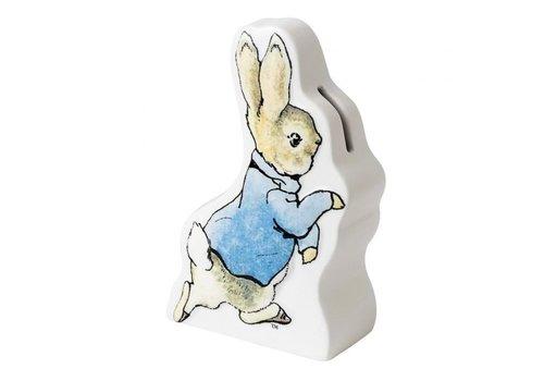 Beatrix Potter Peter Rabbit Running Money Bank - Beatrix Potter