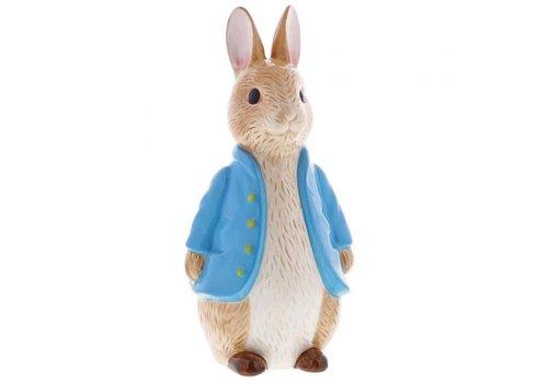 Beatrix Potter Peter Rabbit Sculpted Money Bank - Beatrix Potter