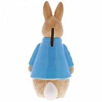 Beatrix Potter - Peter Rabbit Sculpted Money Bank