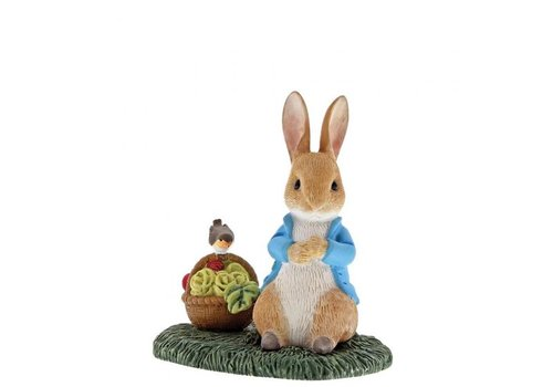 Beatrix Potter Peter Rabbit with Basket - Beatrix Potter