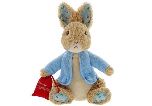 Beatrix Potter Peter Rabbit Christmas - Large