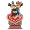 Disney Traditions Disney Traditions - Heart to Heart (Mickey Mouse & Minnie Mouse)
