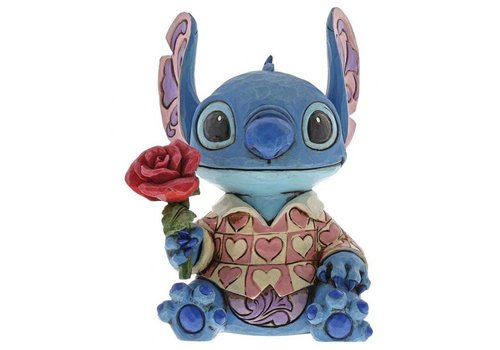 Disney Traditions Clueless Casanova (Stitch)