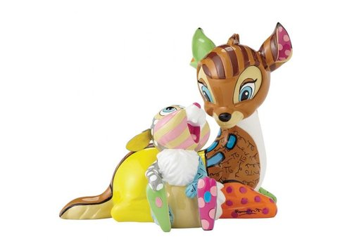 Disney by Britto Bambi & Thumper - Disney by Britto