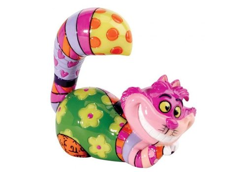 Disney by Britto Cheshire Cat Mini - Disney by Britto