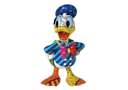 Disney by Britto Donald Duck- Disney by Britto
