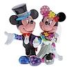 Disney by Britto Disney by Britto - Mickey & Minnie Mouse Wedding