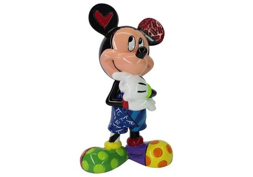 Disney by Britto Mickey Mouse Thinking
