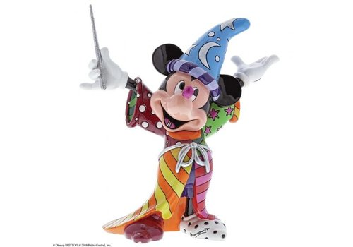 Disney by Britto Sorcerer Mickey