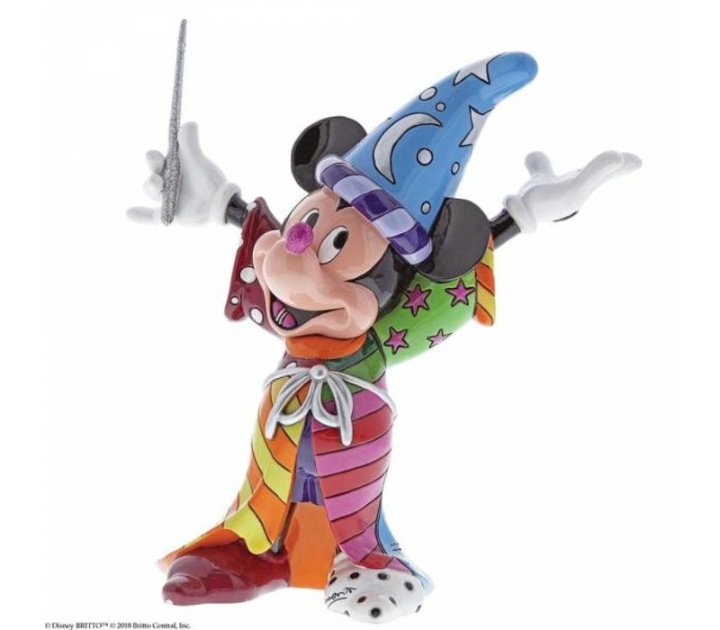 Disney by Britto - Sorcerer Mickey