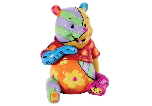 Disney by Britto Winnie the Pooh Mini - Disney by Britto