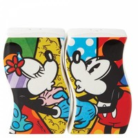 Disney by Britto - Mickey & Minnie Salt & Pepper Shakers