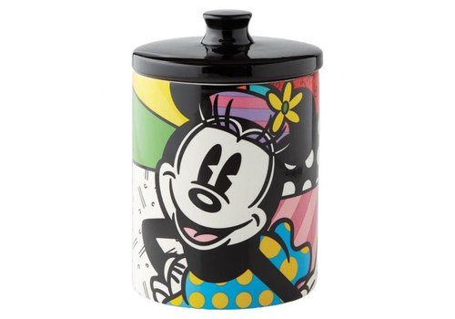 Disney by Britto Minnie Mouse Cookie Jar