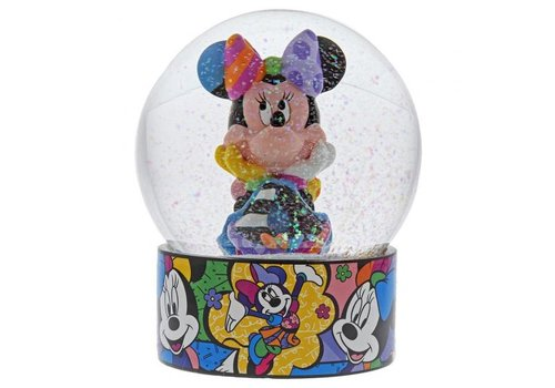 Disney by Britto Minnie Mouse sneeuwbol - Disney by Britto