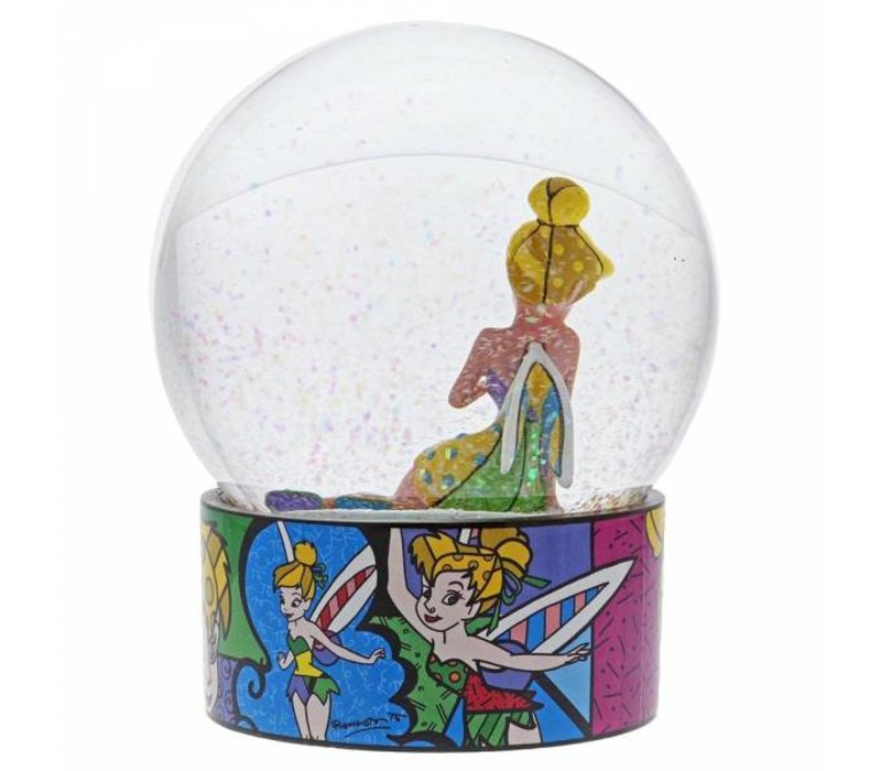 Disney by Britto - Tinker Bell sneeuwbol