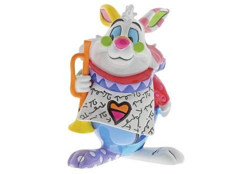 Disney by Britto White Rabbit Mini - Disney by Britto
