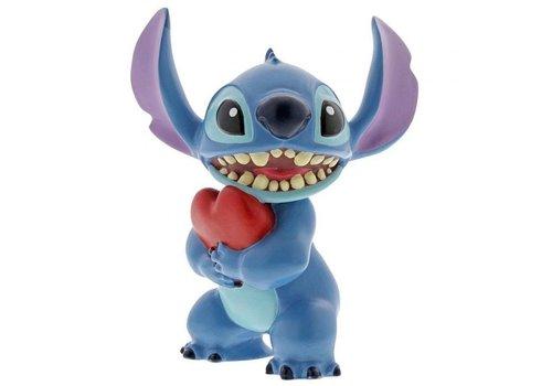 Disney Showcase Collection Stitch Heart - Disney Showcase Collection