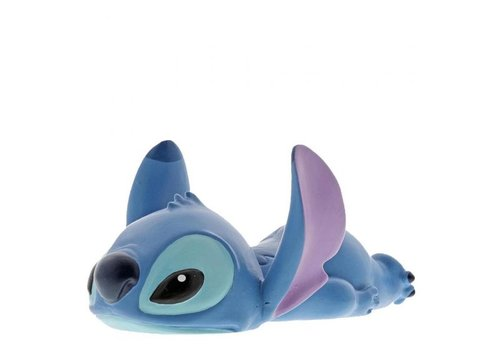 Disney Showcase Collection Stitch Laying Down - Disney Showcase Collection